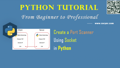 Python Networking: Create a Port Scanner Using Socket