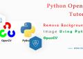 Remove Background of Image Using Python OpenCV