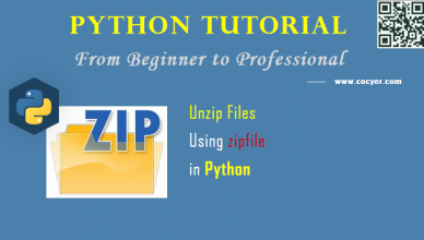 Python File Processing: Unzip Files - A Completed Guide