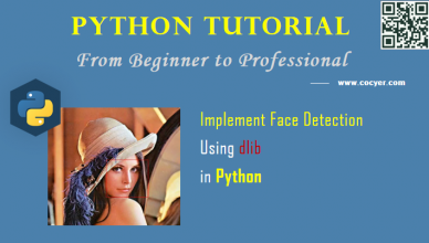 Python - Implement Face Detection Using dlib - A Step Guide